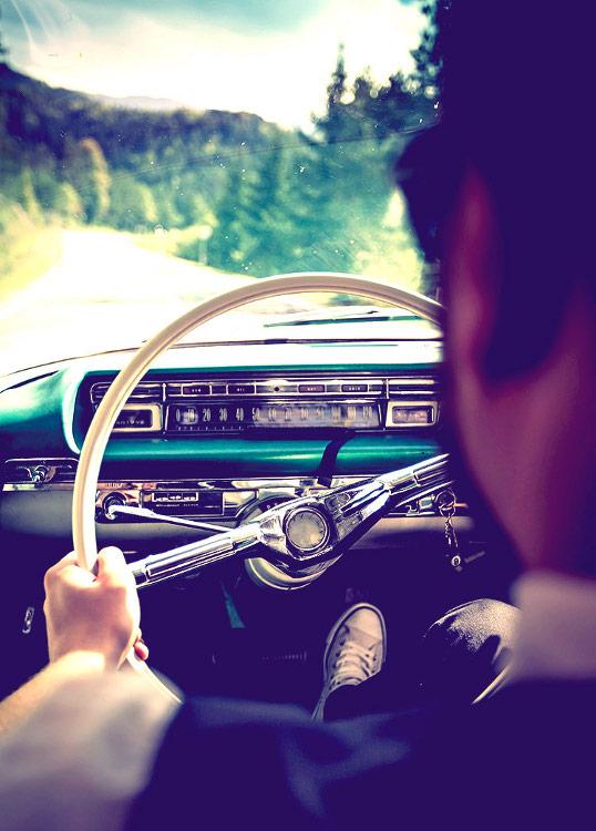 Henkilöauto-opetus Kokkolassa